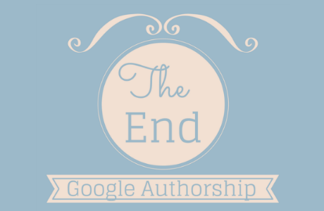 the end of google authorship