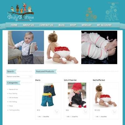 bindy-bootique-wordpress-website