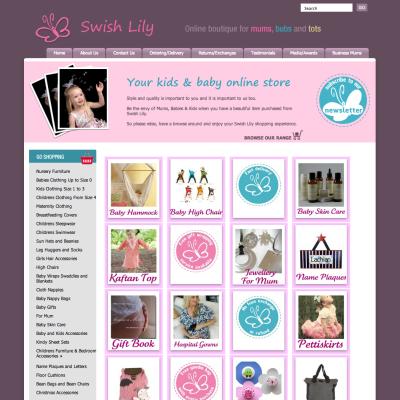 ecommerce-website-design-swish-lily