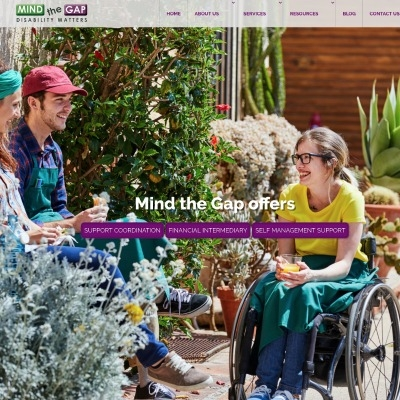 mind-the-gap-website-design