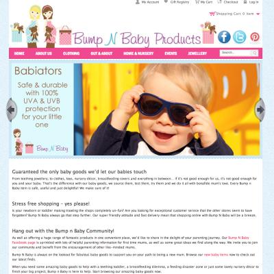 website-design-bump-n-baby