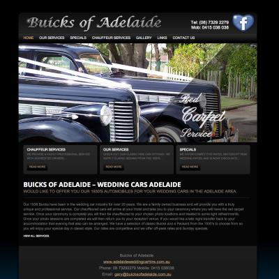 wordpress-website-design-buicks-of-adelaide