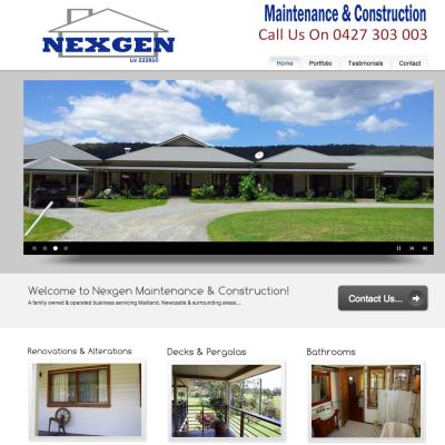wordpress-website-design-nexgen