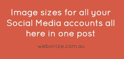 Image Dimensions For Social Media