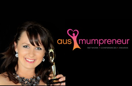 Mums In Business acknowledged by AusMumpreneur Awards