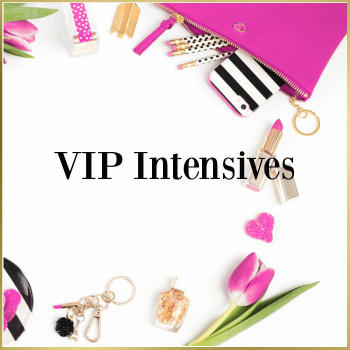VIP Intensives