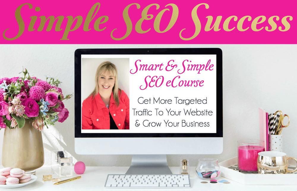 simple seo success ecourse
