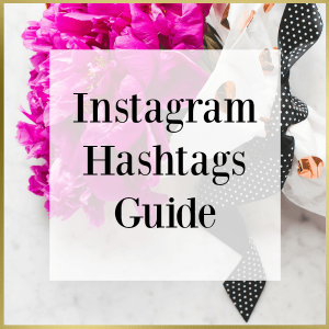 instagram hashtags guide