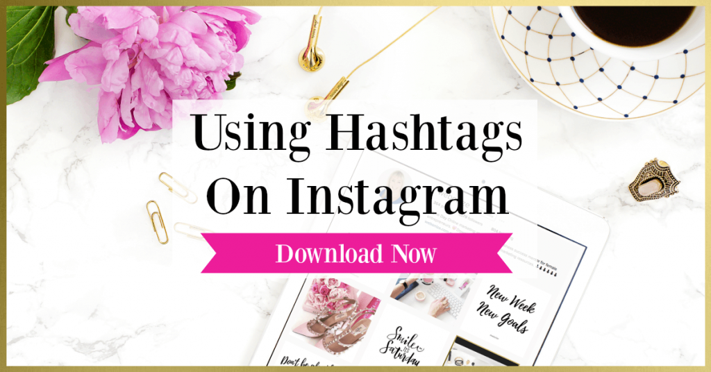 using hashtags on instagram checklist