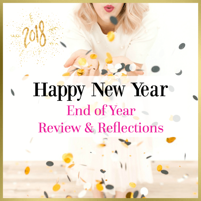 End Of Year Review And Reflections