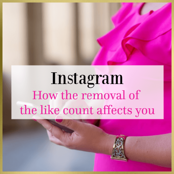 Instagram Is Hiding The Like Count – How This Affect's You?