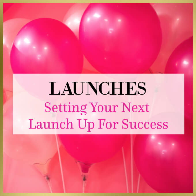 Setting Your Next Launch Up For Success